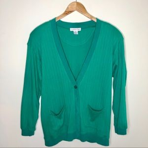 Sweaters - Vintage Christina Button Down Sweater